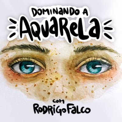 Desenhando olhos com Rodrigo Falco