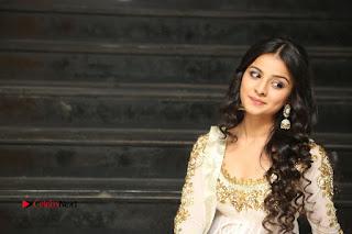 Telugu Actress Mahima Makwana Stills in White Desginer Dress at Venkatapuram Movie Logo Launch  0238.JPG