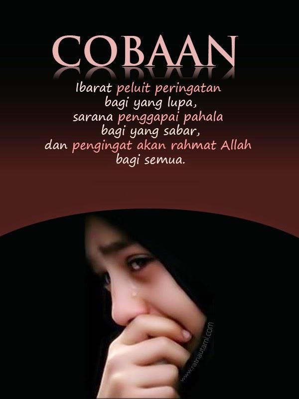 Sabar Menghadapi Cobaan Hidup Kajian Islami