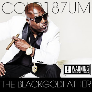 Cold 187um - The Black Godfather (2016) - Album Download, Itunes Cover, Official Cover, Album CD Cover Art, Tracklist