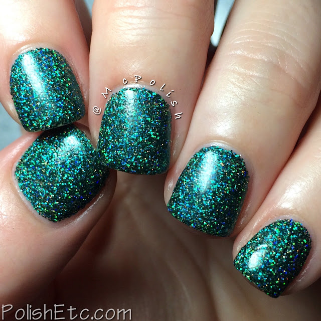 Lavish Polish - Christmas Collection 2015 - McPolish - Dancing Elves