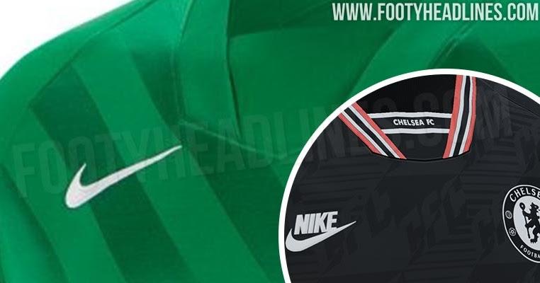 third kit inspired nike challenge iii teamwear kit leaked - 2020-21 template