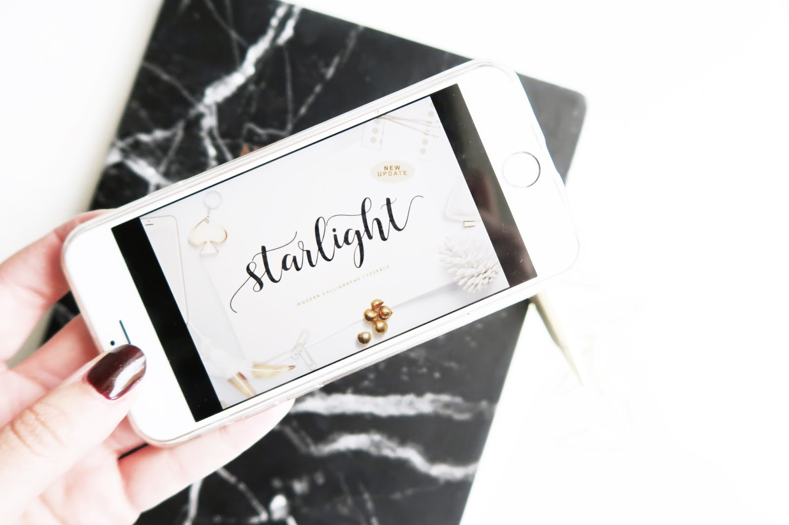 15 most beautiful handwritten fonts to boost your blog visuals!