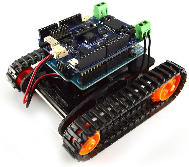 مشاريع اردوينو جاهزة للتطبيق