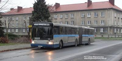 Heuliezów GX187, KOS 2G13, PKSiS Oswięcim SA