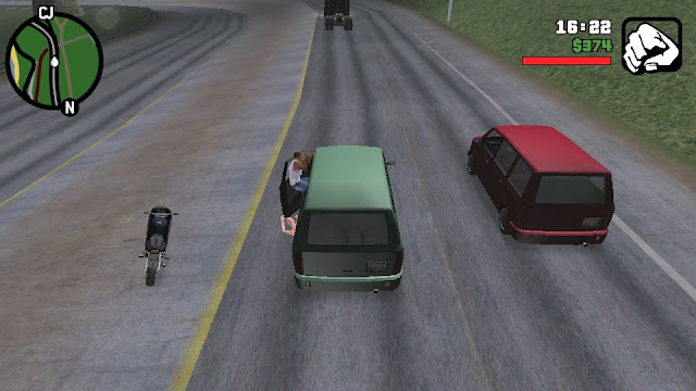 Hijack Cars While in Bike Cleo Mod Android download free
