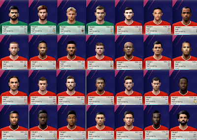 6851e053f71 Liverpool Full Face-Pack 2018/19 - PES 6