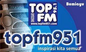 Radio 95.1 Top fm Bumiayu Brebes inspirasi kita semua