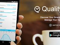 Lacak Aktivitas Penggunaan Smartphone Anda dengan Quality Time : My Digital Diet