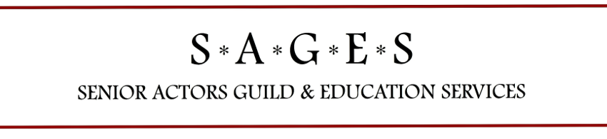 Sages (Senior Actors Guild and Education Services)