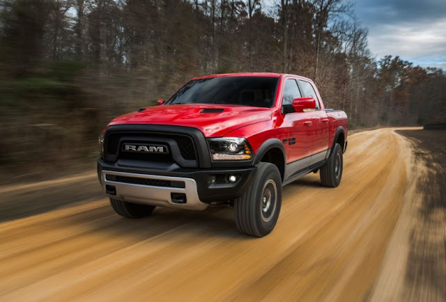 2016 Ram Rebel TRX Concept Is a 575-HP Off-Road Monster Reviews