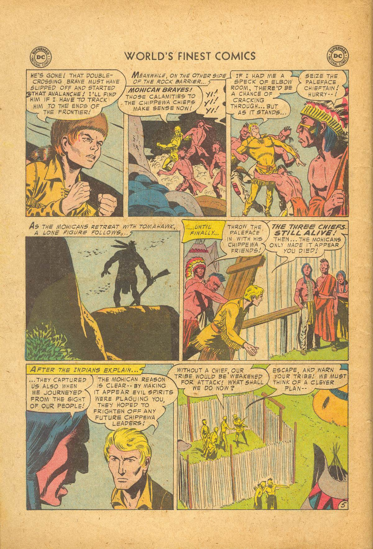 Read online World's Finest Comics comic -  Issue #83 - 32