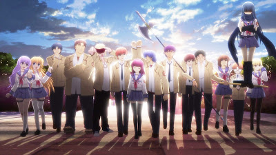 Ending Anime Angel Beats