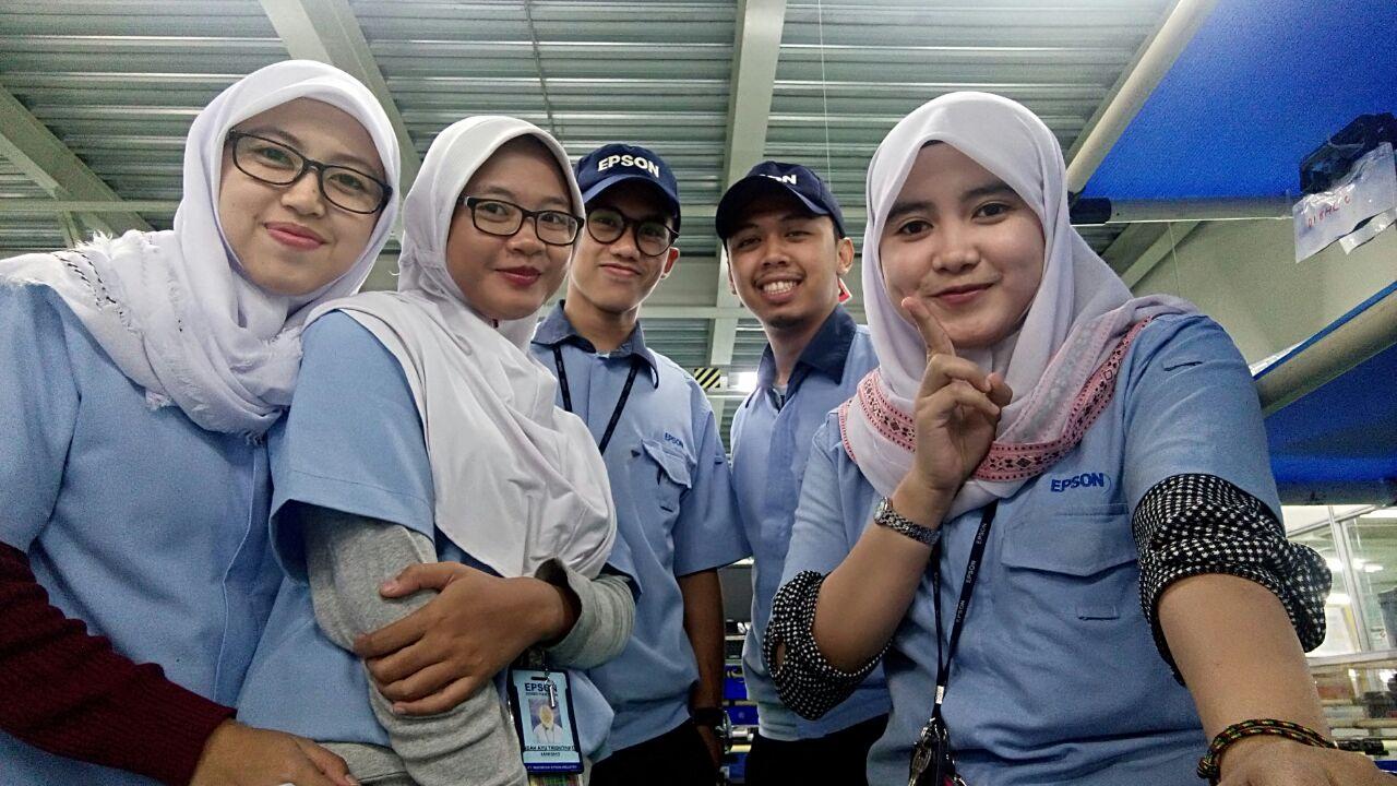 Lowongan Kerja Operator Produksi Cikarang Tingkat SMA/SMK PT Epson Indonesia Industry