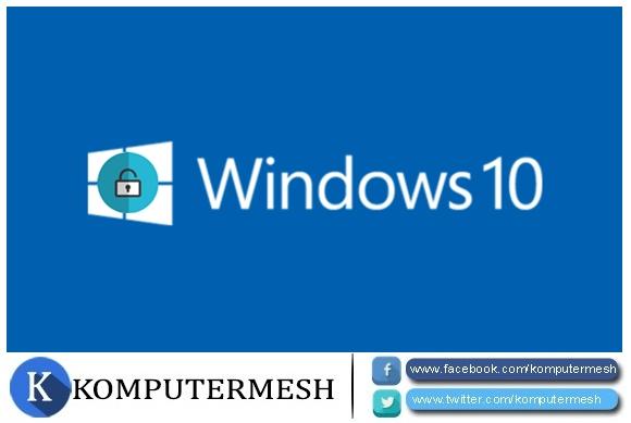 Cara Login Otomatis ke Windows 10