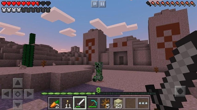 Download Minecraft 0.131.0.0 APPX For Windows Phone