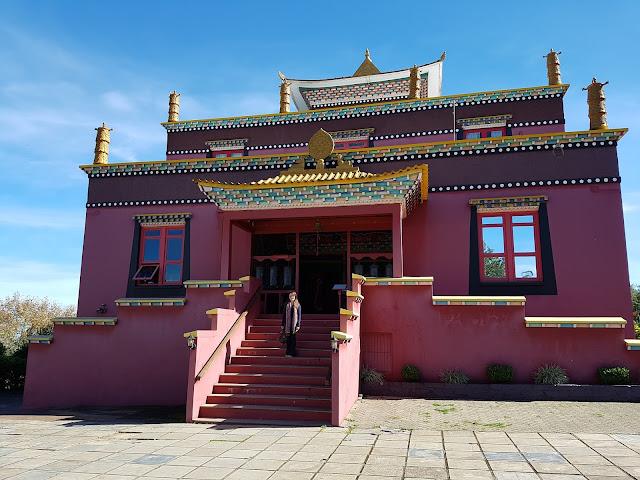Templo Budista Chagdud Gonpa Brasil - Três Coroas, Gramado, Rio Grande do Sul