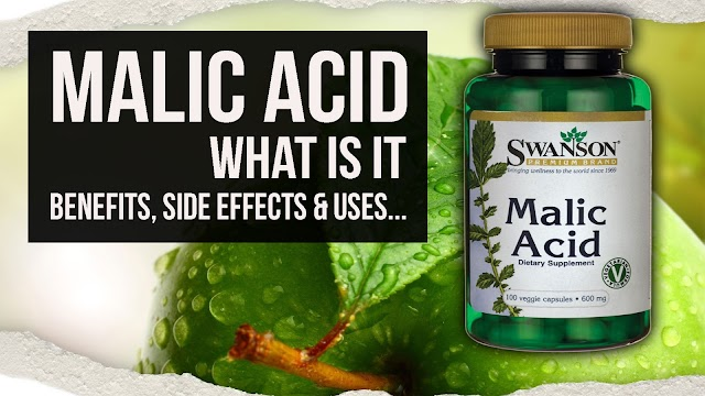 What is Malic Acid? What are its Benefits and Side-effects?