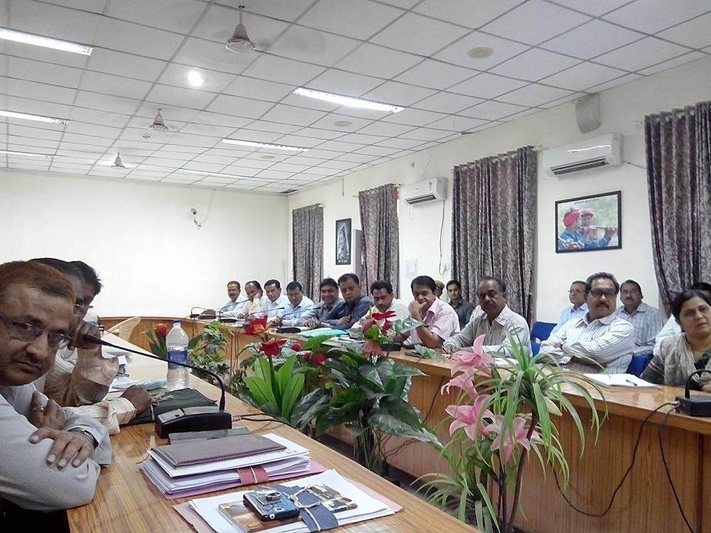 Organizing-a-short-program-on-the-occasion-of-World-anandam-Day-विश्व आनंद दिवस के अवसर पर अल्प विराम कार्यक्रम का हुआ आयोजन