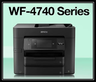 How To Setup Wireless Printer Epson WF 4740