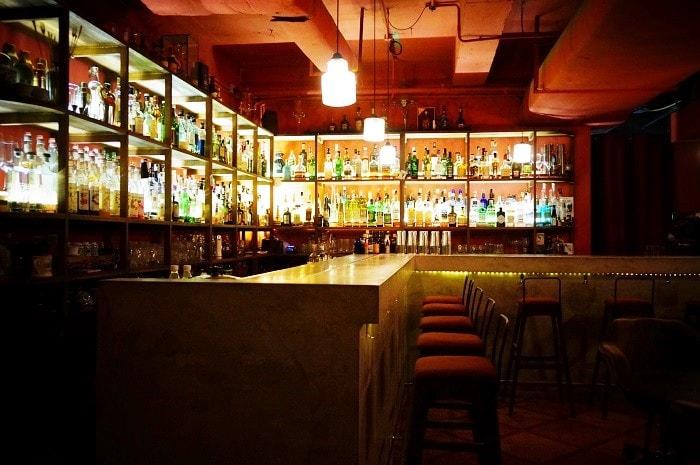 Top 41 - Omakase + Appreciate, Kuala Lumpur, Malaysia and awarded as Best Bar in Malaysia