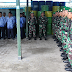 Amanat Pangdam IV Disampaikan Kasdim dihadapan Prajurit TNI dan PNS Kodim 0703/Cilacap