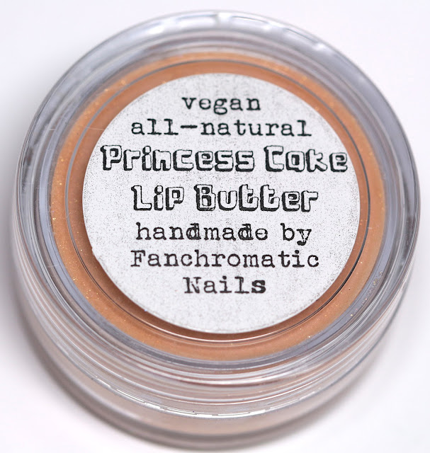 Fanchromatic Nails Princess Cake Lip Balm
