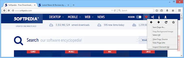 تحميل متصفح فايرفوكس نسخة محمولة اخر اصدار Portable Firefox 44