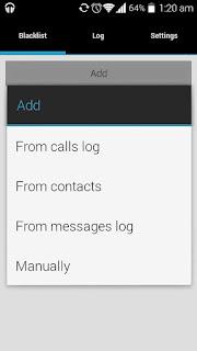 Cara Blokir Nomor HP Dari Ponsel Android Dengan Call Blacklist - Call Blocker