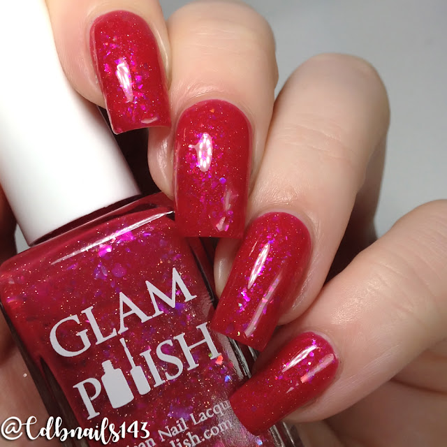 Glam Polish-Mermaid Kisses and Starfish Wishes