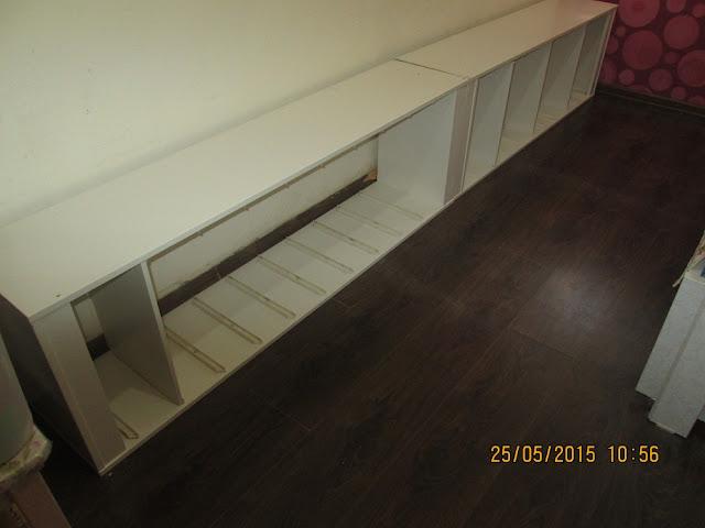 IMG 0399 - ארון שהפך לספסל לילדים