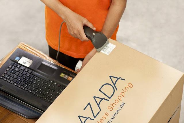 Cara Tukar Syarikat Courier Service Untuk Seller Di Lazada ...