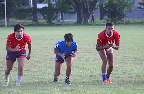 URT: Los entrenamientos físicos de rugby continúan con las medidas de bioseguridad
