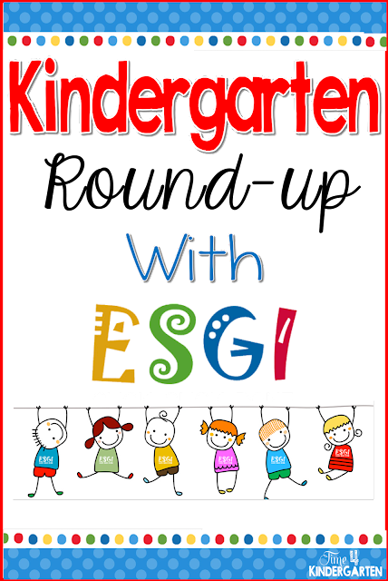 Use ESGI to assess the incoming Kindergarteners.  We have a different approach to kindergarten roun-up we do it after school has started.  We take the first 2 days.  Read more to find ou.