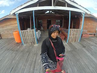 Penginapan di Pulau Benan