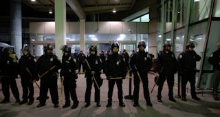 The mob still robs JFK airport