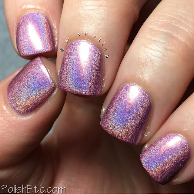 KBShimmer Spring 2016 Collection - McPolish - Peony Pincher