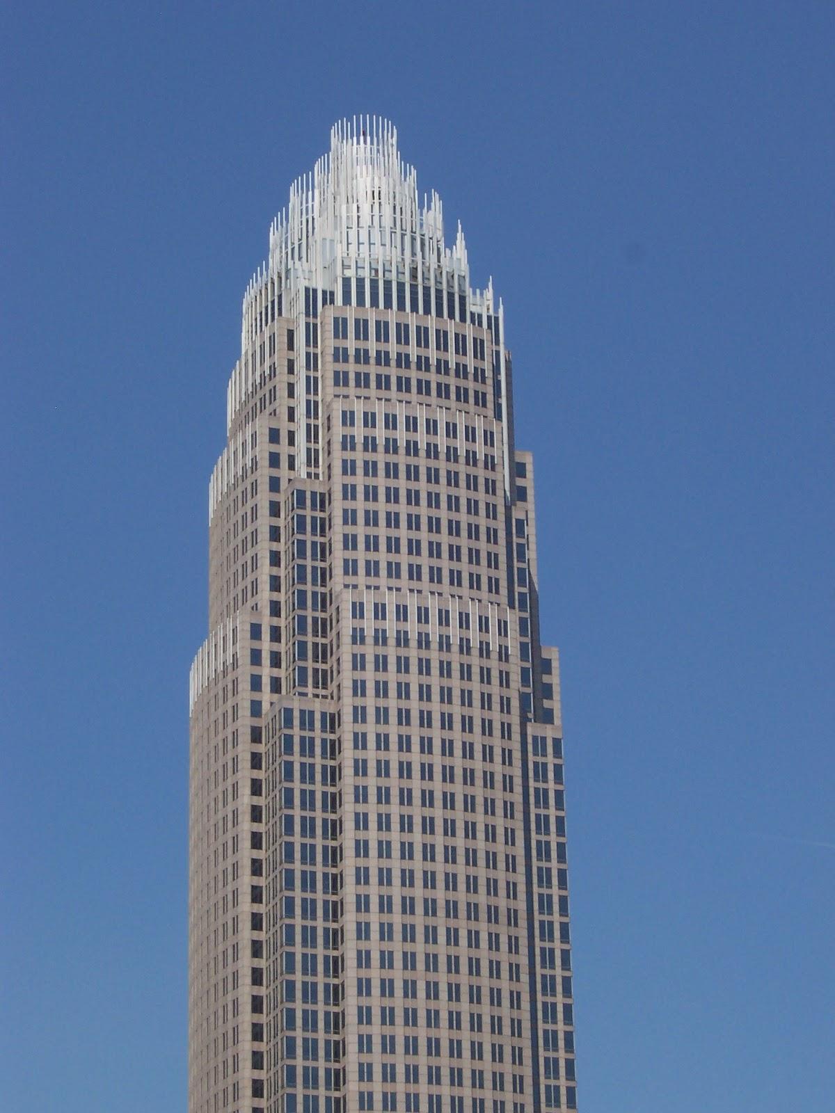 Runstairs Tallest Building In North Carolina