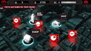dengan musuh yang sangat pas untuk di buat berkeping Unduh Game Android Gratis Dead Trigger apk + obb