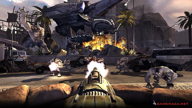 Duke Nukem Forever Gameplay Screenshot 3
