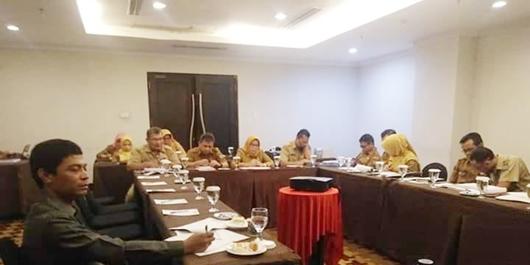 Pansus DPRD Bahas LKPJ 2018 dan Akhir Masa Jabatan Wako Padang