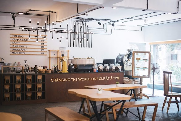 Tips Bagaimana Cara Bisnis Warung Kopi Coffee Shop Modal Kecil Menengah
