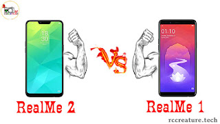 realme 2 vs realme 1 - full specifications, features and price comparison in india by rc creature comparison