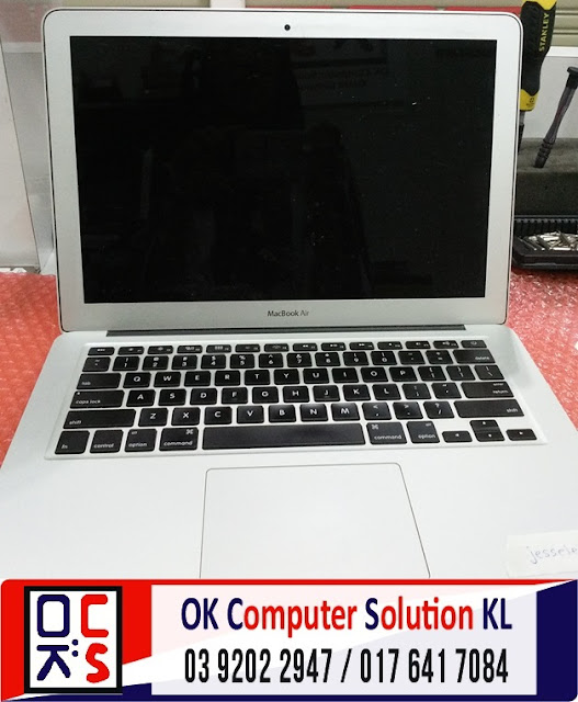 [SOLVED] TUKAR BATERI MACBOOK AIR A1466 | REPAIR MACBOOK CHERAS 1