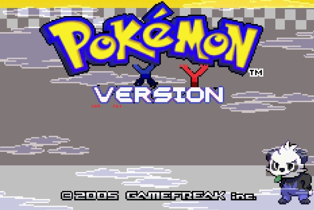 Pokemon X Y GBA ROM Download  ISo Games