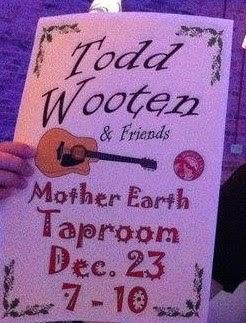 Todd Wooten: Blog
