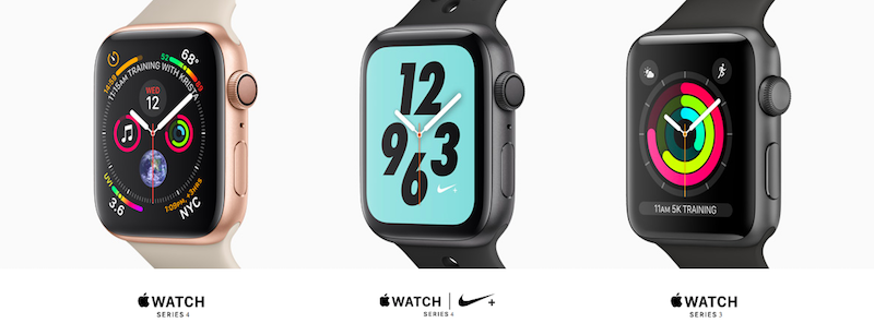 Apple Watch Series 2019