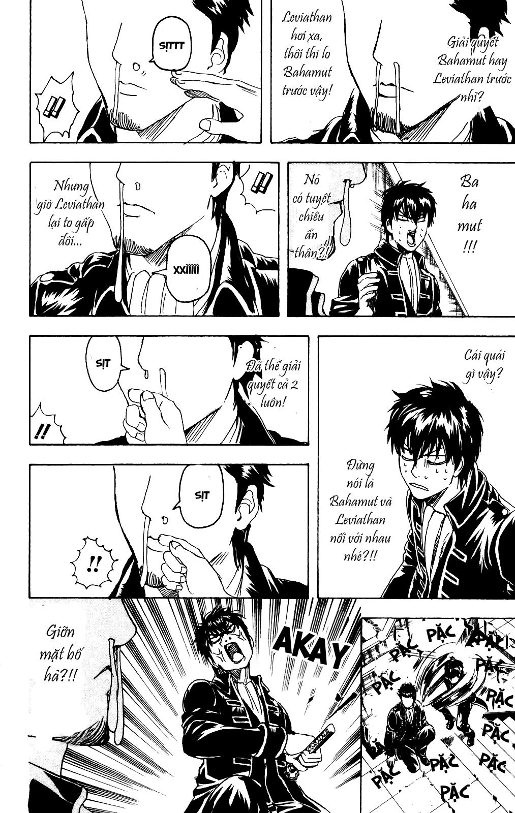 Gintama Chap 281 page 11 - Truyentranhaz.net
