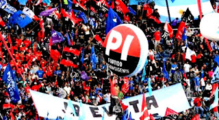 Los integrantes del Comité del Partido Intransigente de Florencio Varela se presentaron hoy en la sede del Partido Justicialista local para realizar una afiliación masiva a este espacio con intenciones de revalidar la conducción de Julio Pereyra de cara a las elecciones internas del 8 de mayo.