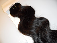 Malaysian Body Wave Hair Extension Weft